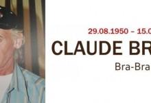 Claude BRASEY …